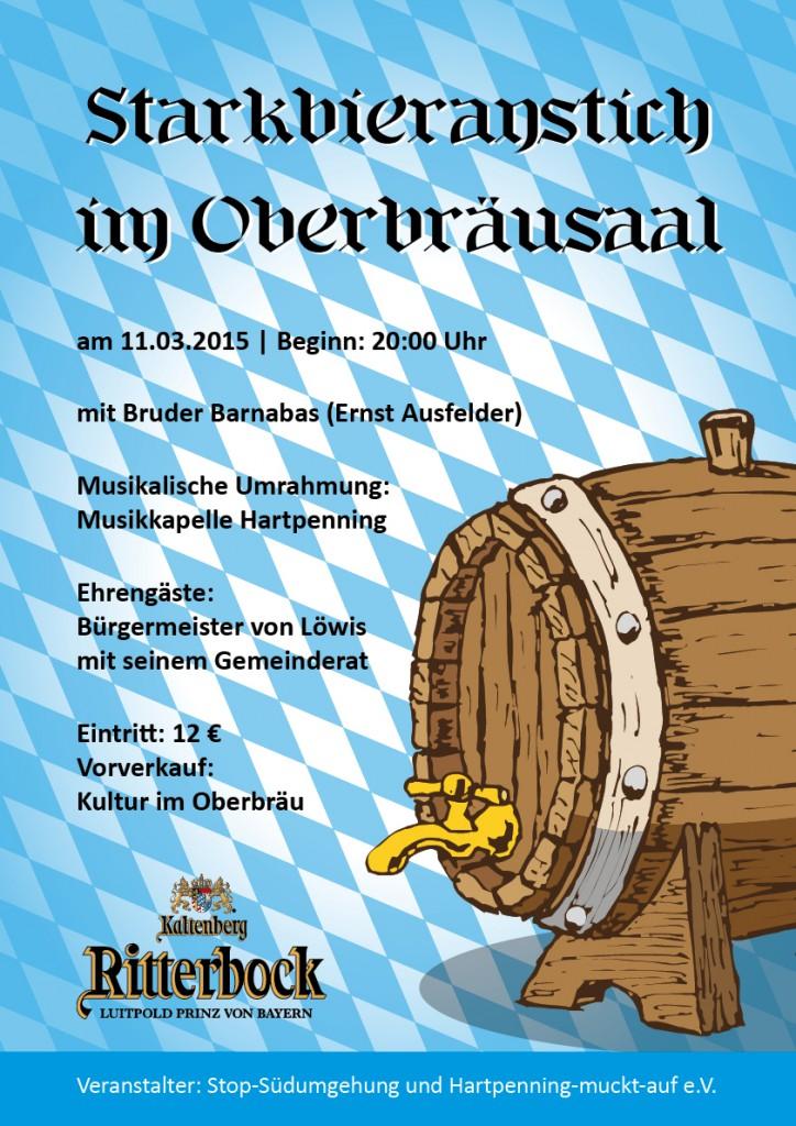 Plakat Starkbier_aktuell