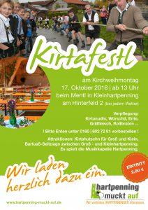 Hartpenninger Kirta Festl
